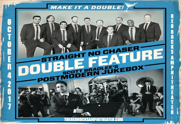 Straight No Chaser & Scott Bradlee's Postmodern Jukebox at Red Rocks Amphitheater