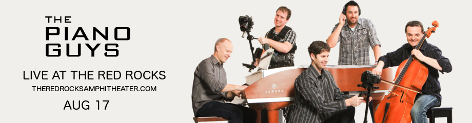The Piano Guys at Red Rocks Amphitheater