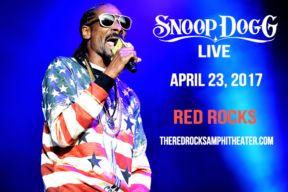 Snoop Dogg & Wiz Khalifa at Red Rocks Amphitheater