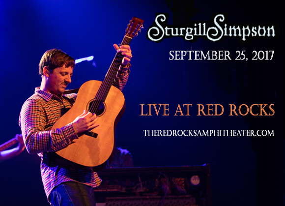 Sturgill Simpson at Red Rocks Amphitheater
