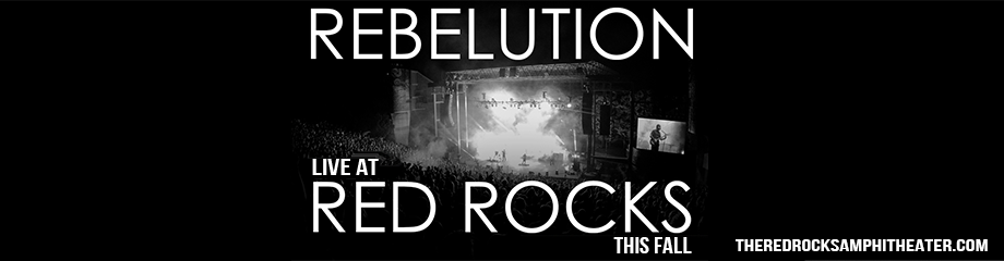 Rebelution at Red Rocks Amphitheater