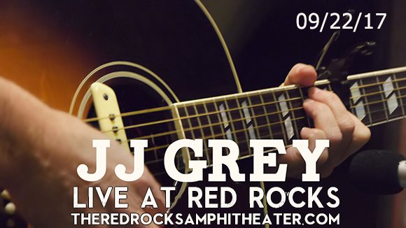 JJ Grey & Mofro at Red Rocks Amphitheater