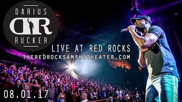 Darius Rucker & Lauren Alaina at Red Rocks Amphitheater