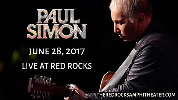 Paul Simon at Red Rocks Amphitheater