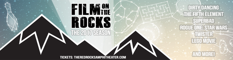 Film On The Rocks: Dirty Dancing at Red Rocks Amphitheater