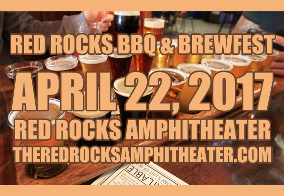 Red Rocks Brewfest and BBQ at Red Rocks Amphitheater