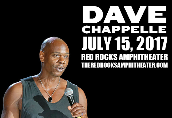 Dave Chappelle at Red Rocks Amphitheater