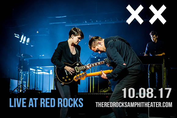 The xx at Red Rocks Amphitheater