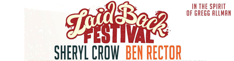 Laid Back Festival: Sheryl Crow, Ben Rector, Jaimoe's Jasssz Band & Lukas Nelson at Red Rocks Amphitheater