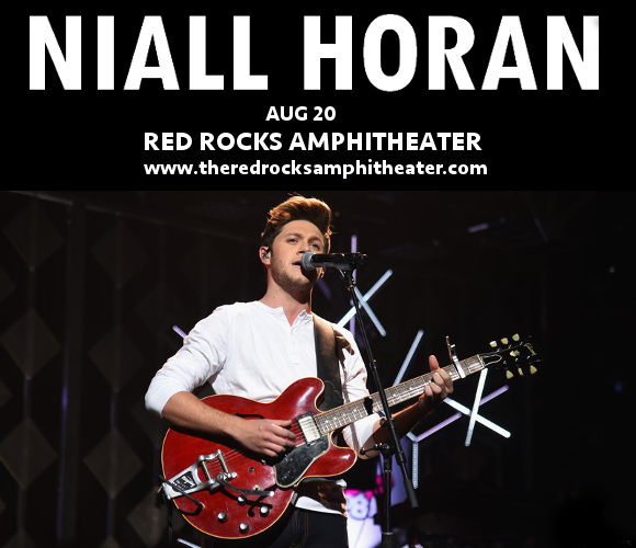 Niall Horan & Maren Morris at Red Rocks Amphitheater