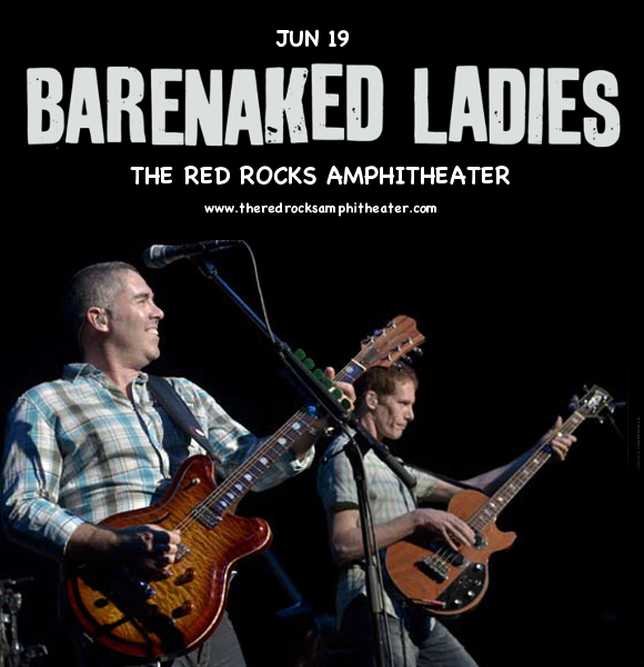 Barenaked Ladies at Red Rocks Amphitheater