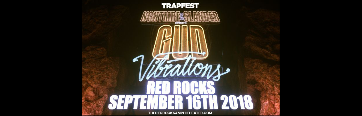Trapfest: Nghtmre & Slander at Red Rocks Amphitheater