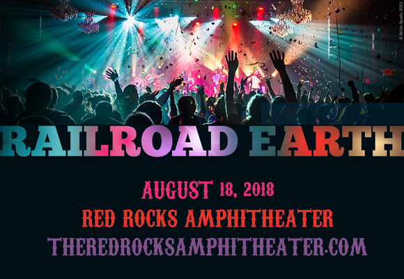 Railroad Earth at Red Rocks Amphitheater