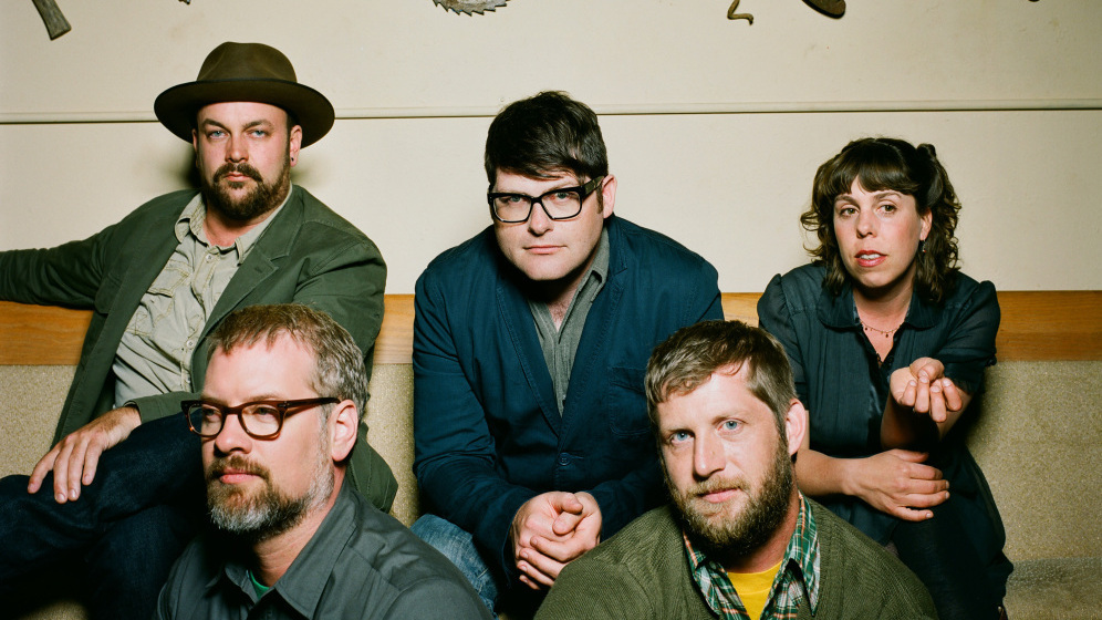 The Decemberists at Red Rocks Amphitheater