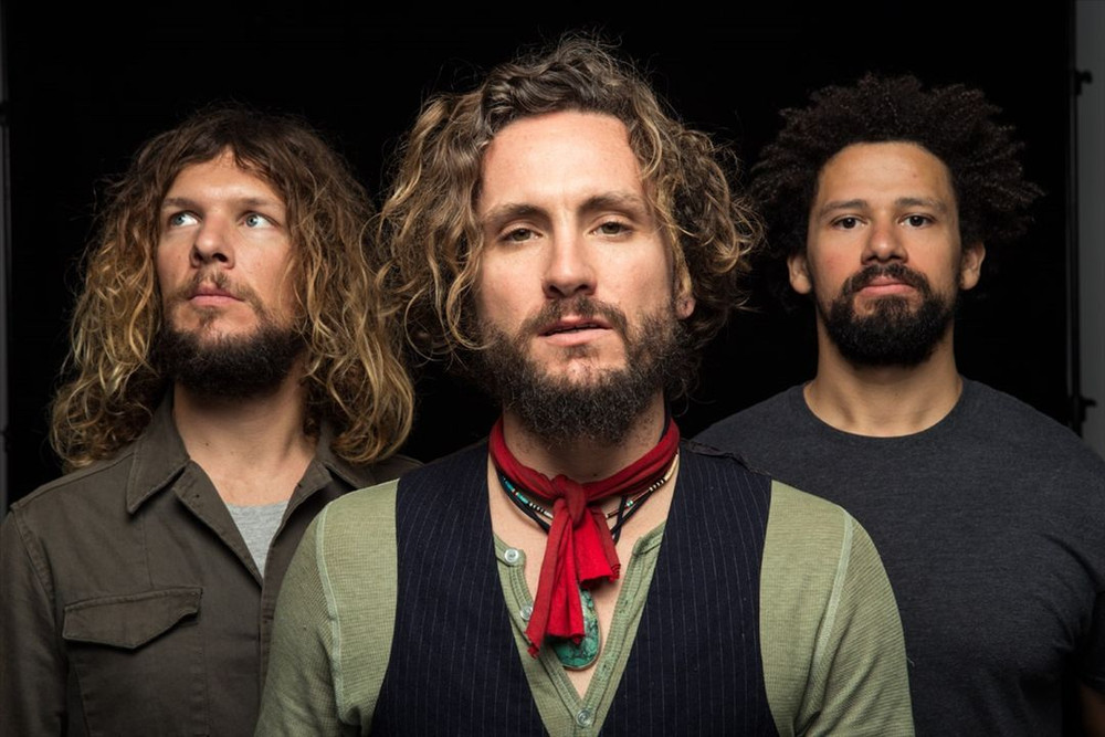 John Butler Trio at Red Rocks Amphitheater