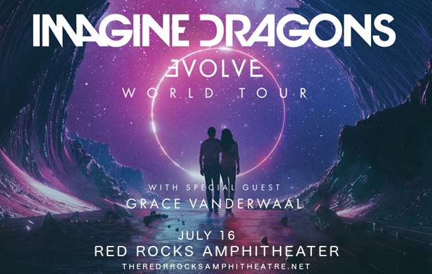 Imagine Dragons at Red Rocks Amphitheater