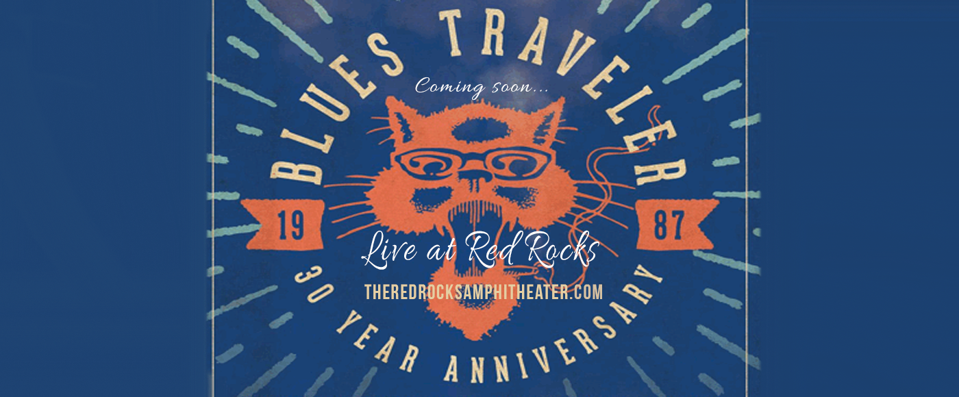 Blues Traveler at Red Rocks Amphitheater
