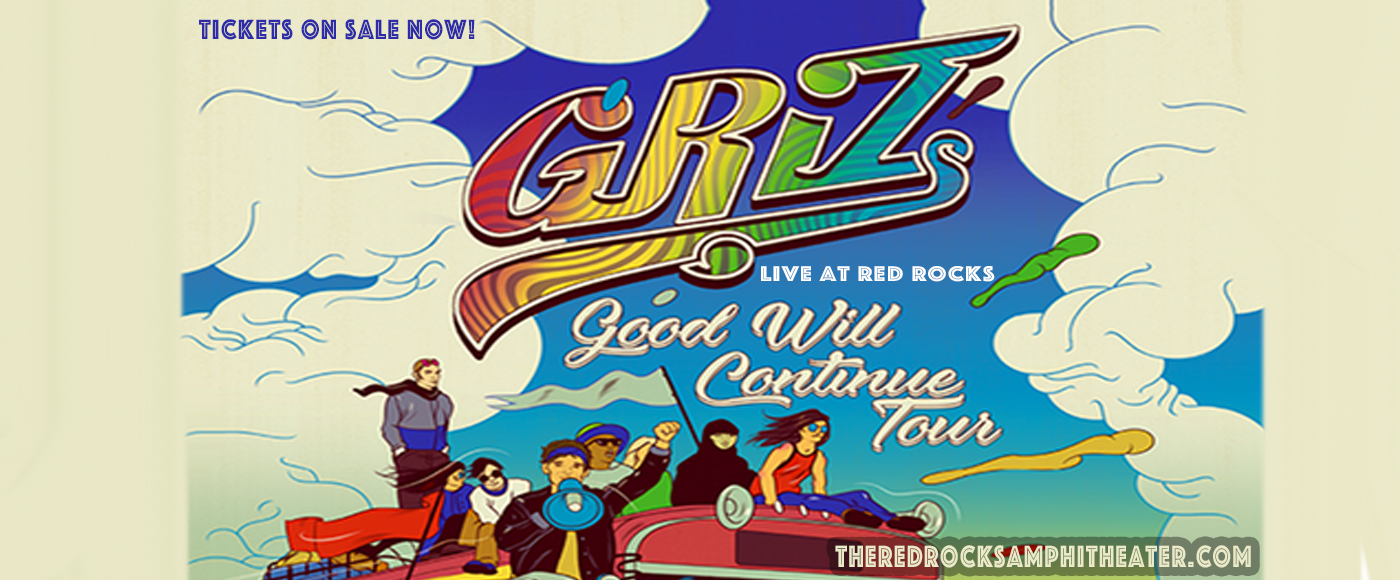 griz at red rocks amphitheater