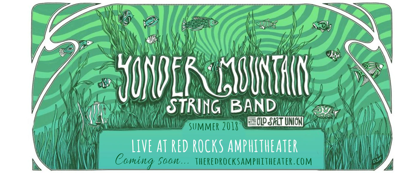 Yonder Mountain String Band at Red Rocks Amphitheater