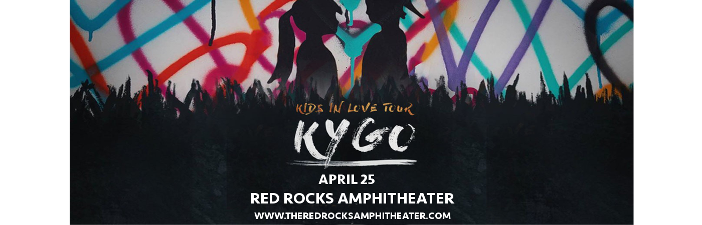 Kygo at Red Rocks Amphitheater