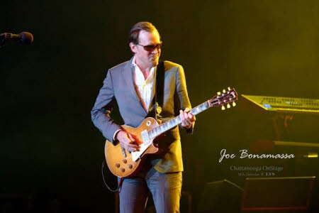 Joe Bonamassa at Red Rocks Amphitheater
