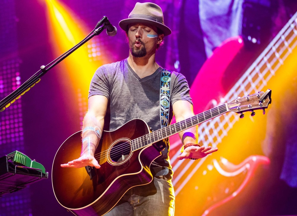 Jason Mraz at Red Rocks Amphitheater