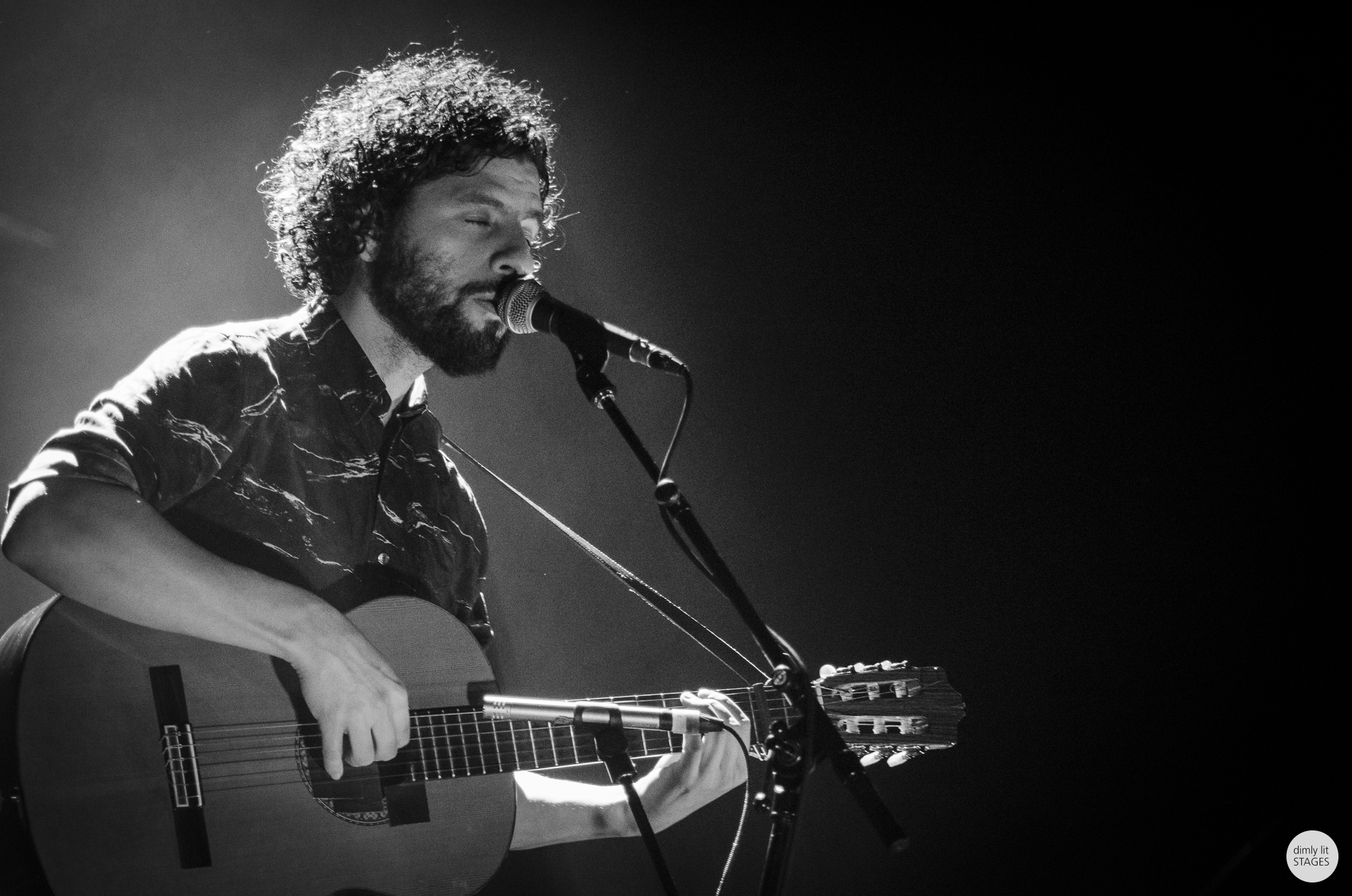 Shakey Graves & Jose Gonzalez and The Brite Lites at Red Rocks Amphitheater