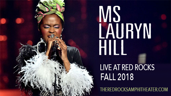 Lauryn Hill at Red Rocks Amphitheater