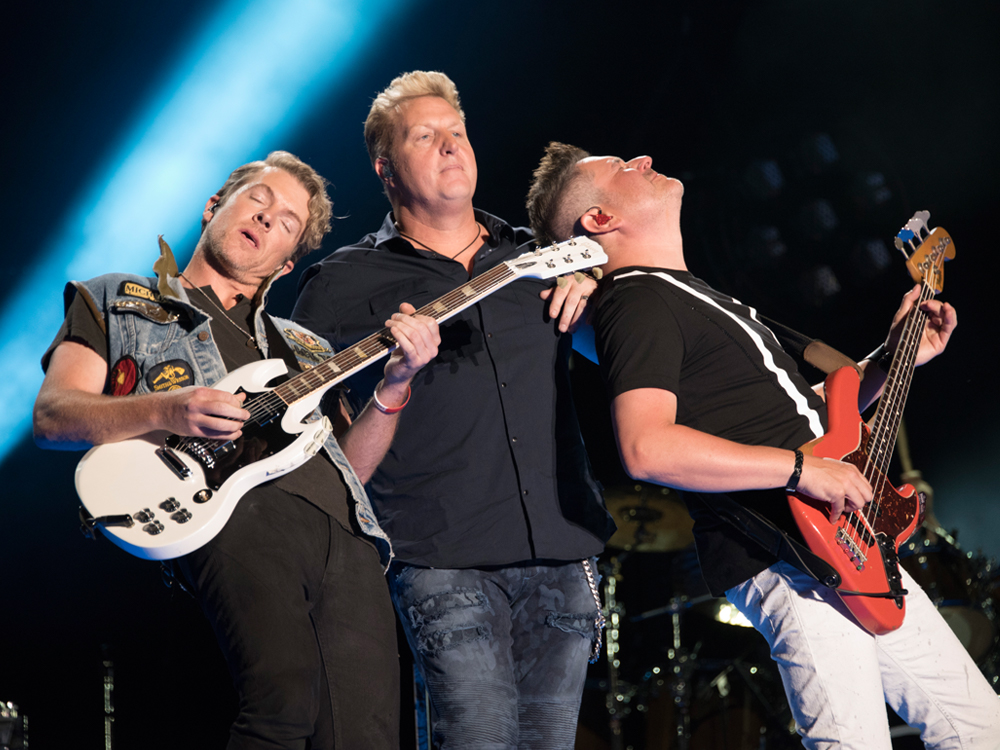 Rascal Flatts at Red Rocks Amphitheater