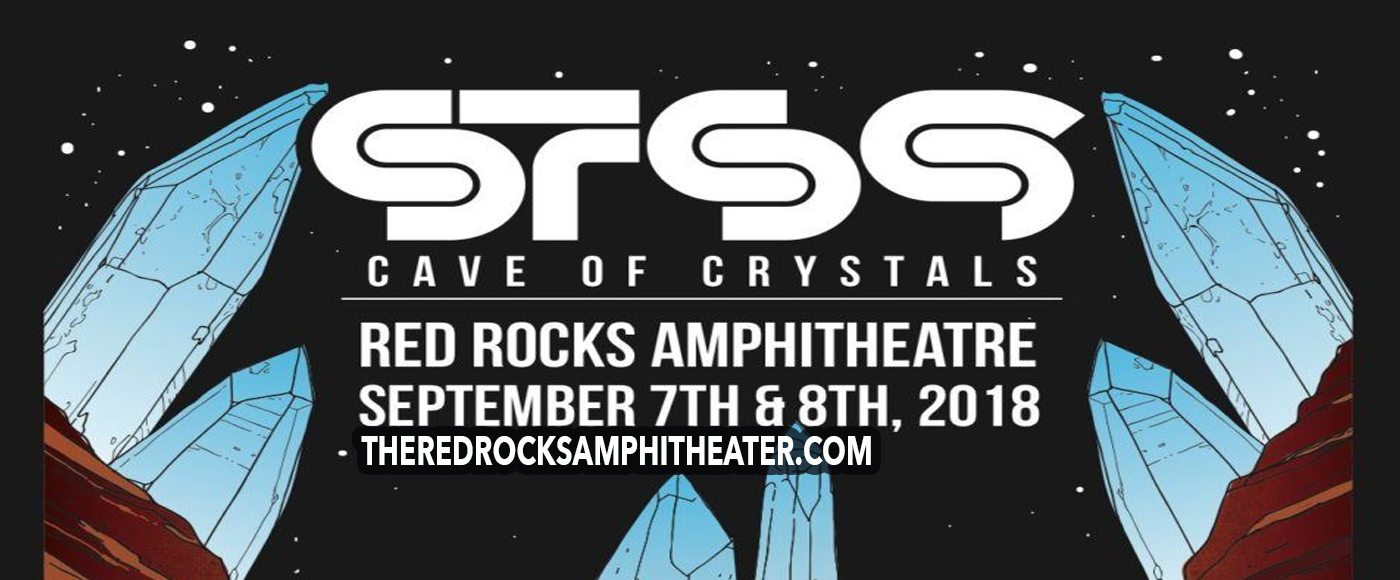 STS9 - Sound Tribe Sector 9 at Red Rocks Amphitheater