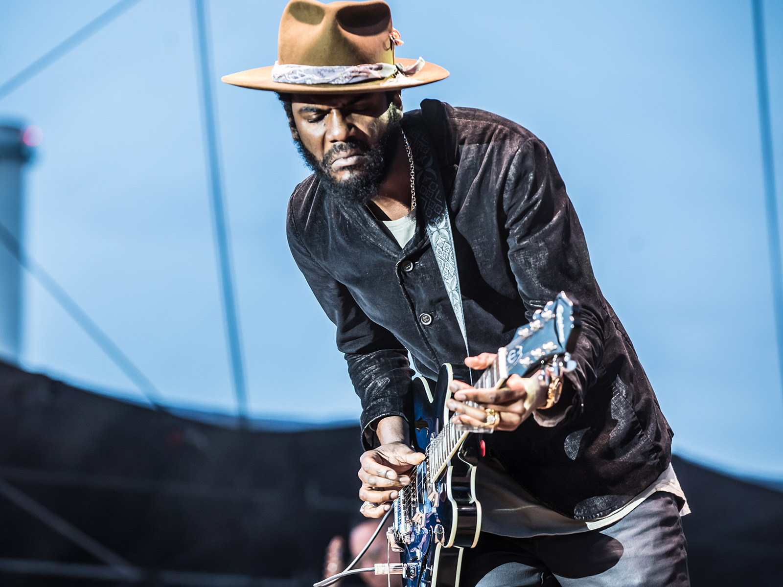 Gary Clark Jr. at Red Rocks Amphitheater