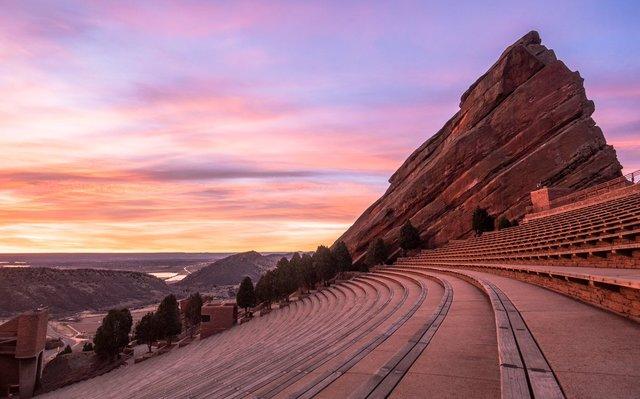Black Panther - Film at Red Rocks Amphitheater