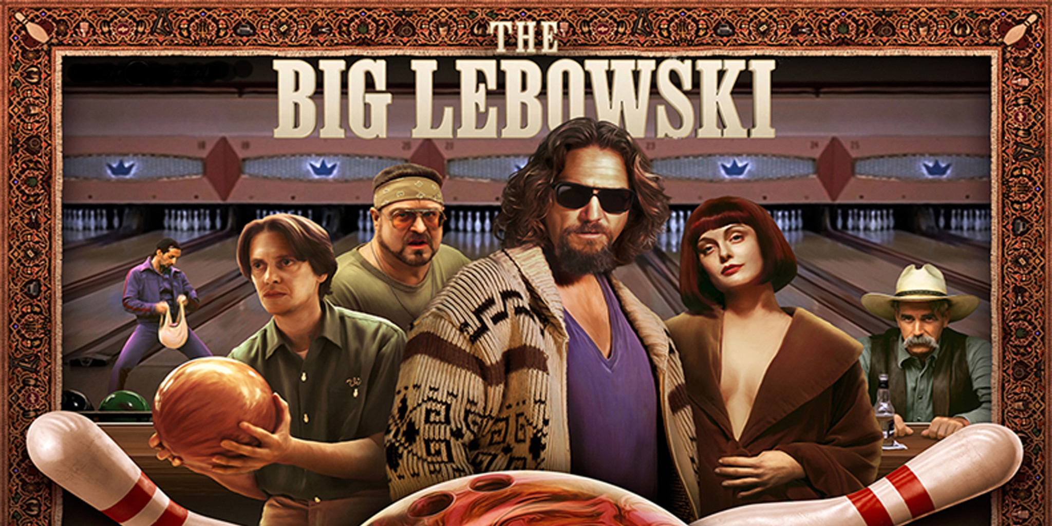 The Big Lebowski at Red Rocks Amphitheater