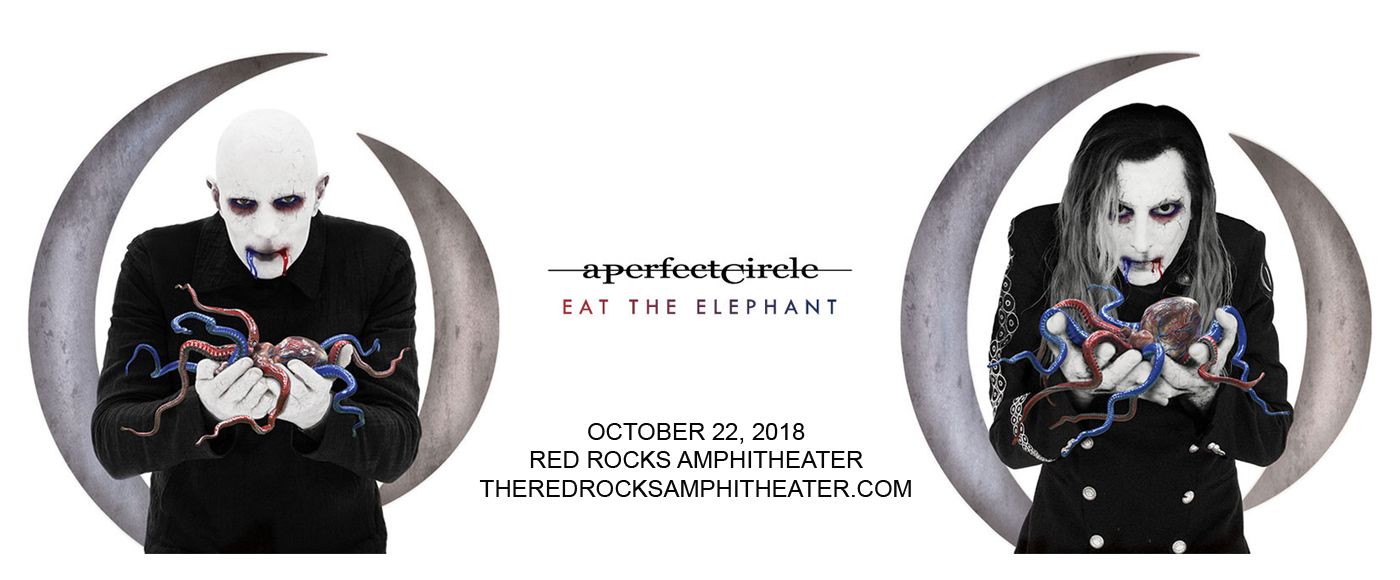 A Perfect Circle at Red Rocks Amphitheater