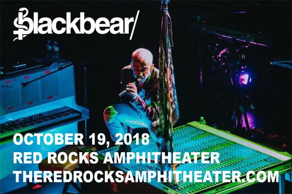 Blackbear at Red Rocks Amphitheater