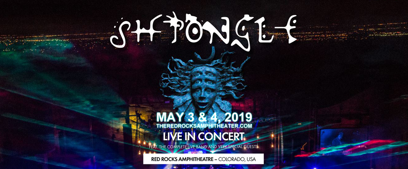 Shpongle at Red Rocks Amphitheater