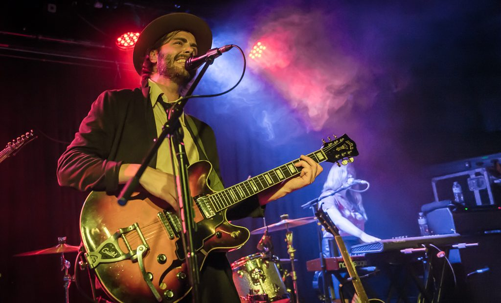 Lord Huron at Red Rocks Amphitheater