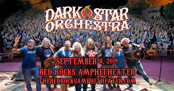 Dark Star Orchestra at Red Rocks Amphitheater