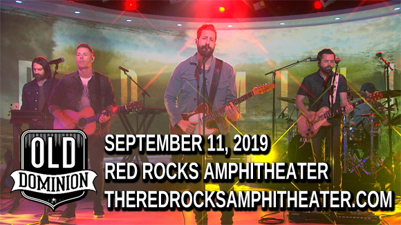 Old Dominion at Red Rocks Amphitheater