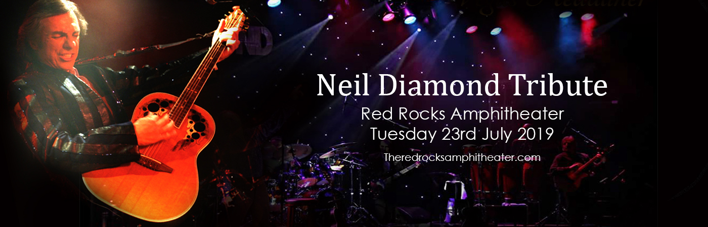 Neil Diamond Tribute at Red Rocks Amphitheater
