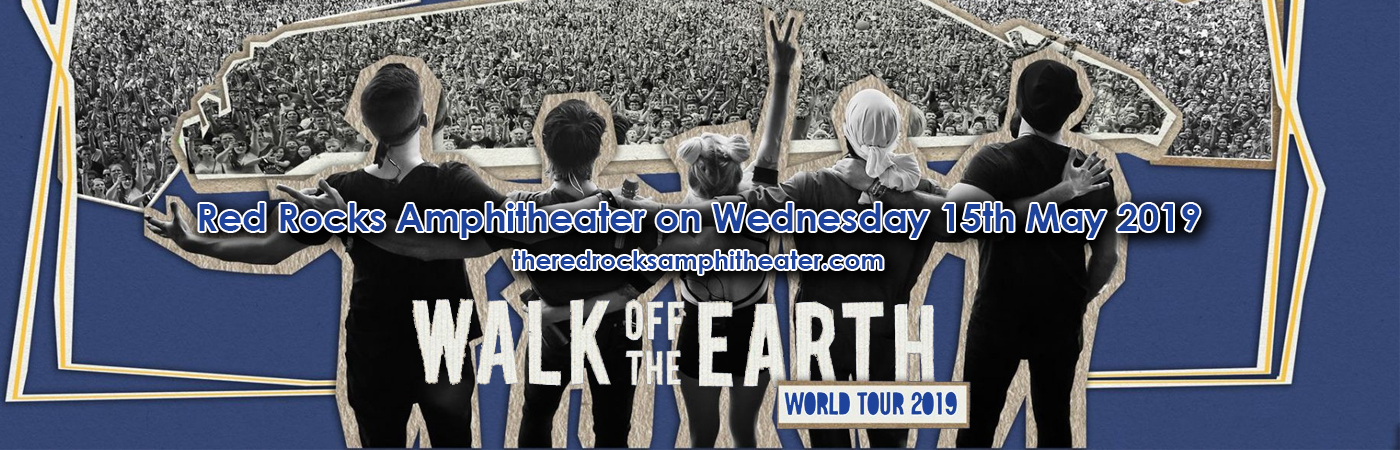 Walk Off The Earth at Red Rocks Amphitheater