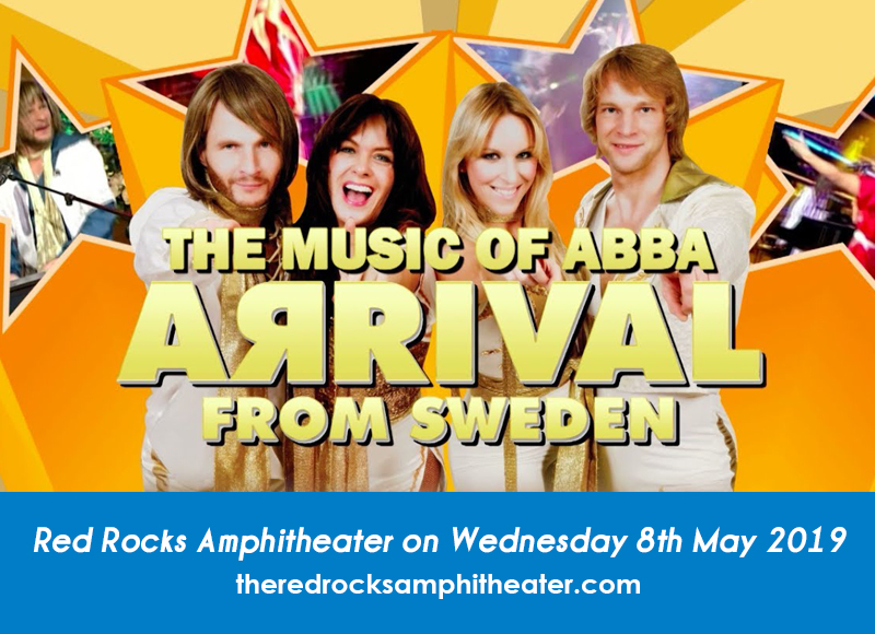 Arrival From Sweden: The Music of Abba at Red Rocks Amphitheater