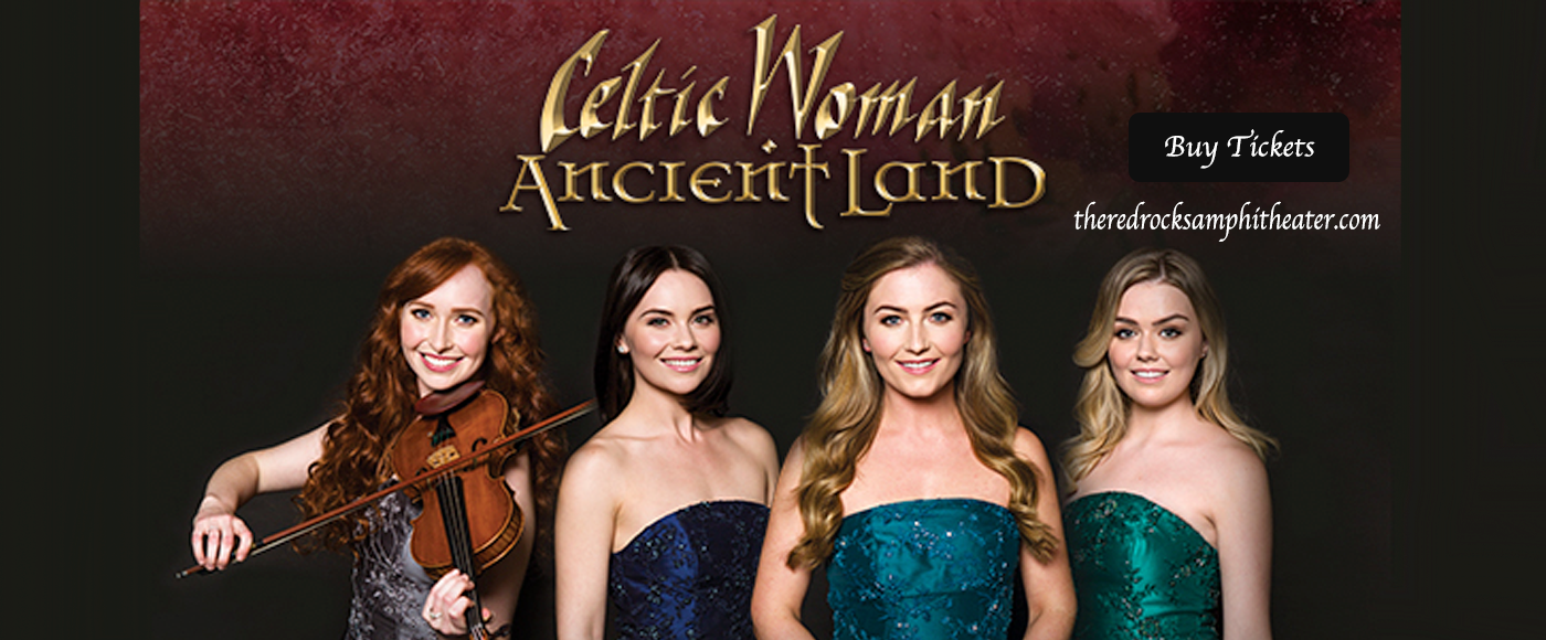 Celtic Woman at Red Rocks Amphitheater