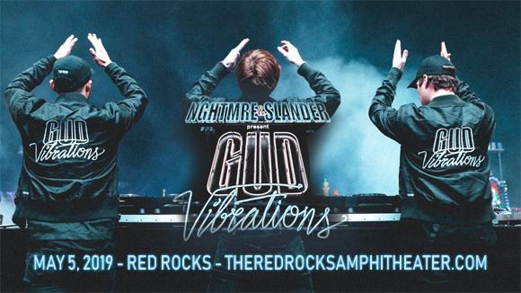 Nghtmre & Slander at Red Rocks Amphitheater