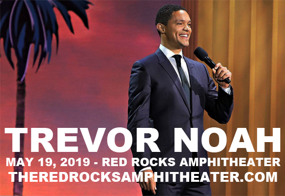 Trevor Noah at Red Rocks Amphitheater