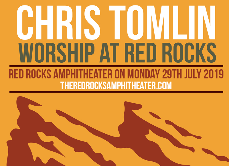 Chris Tomlin at Red Rocks Amphitheater
