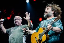 Tenacious D at Red Rocks Amphitheater