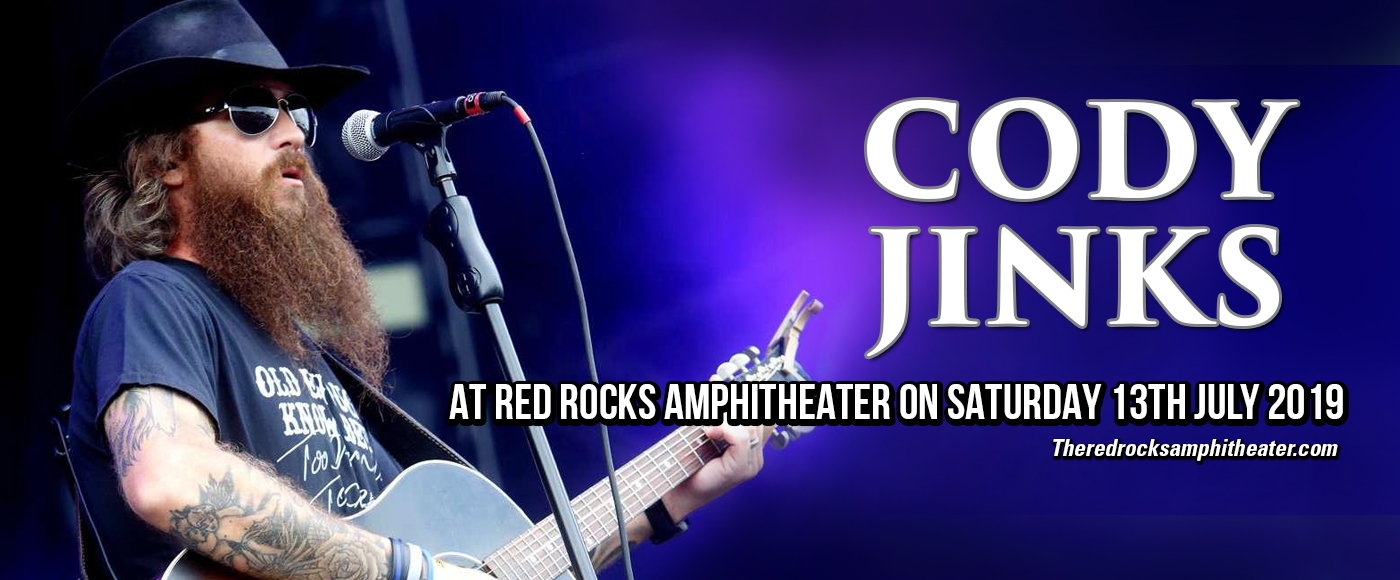 Cody Jinks at Red Rocks Amphitheater