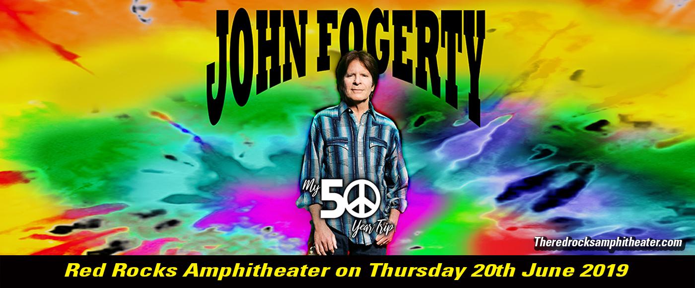 John Fogerty at Red Rocks Amphitheater