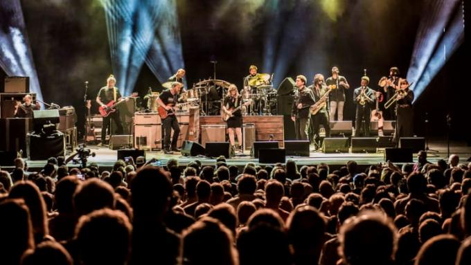 Tedeschi Trucks Band at Red Rocks Amphitheater